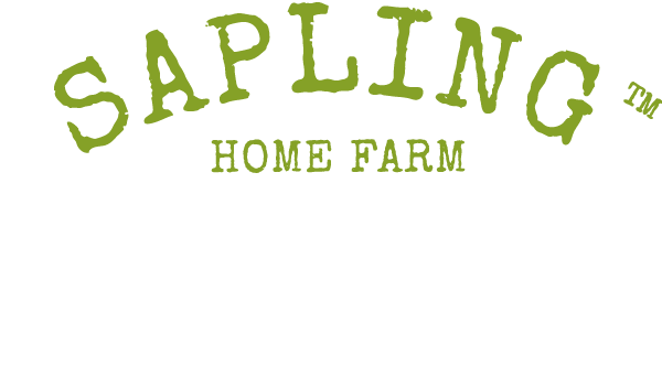 Sapling Home Farm Logo